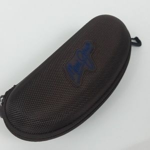 Maui Jim Brown sunglasses case